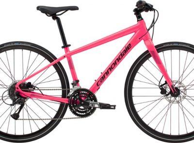 Cannondale Quick Disc 4 Women's Bike – 2019