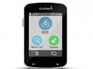 Garmin Edge 820 Bike Computer – Black