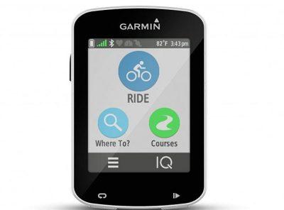 Garmin Edge 820 Bike Computer – Black
