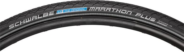 Schwalbe Marathon Plus Bike Tire – 700 x 25 / 28 / 32 / 35 / 38