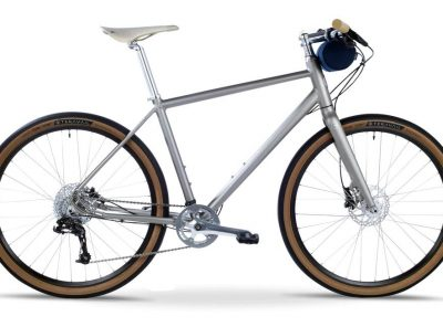 Roll: Bicycle Company – GR:1 Gravel Road Bike